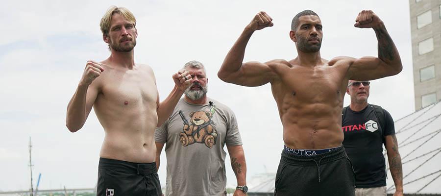 Titan FC 70: Assis Vs O'Shea Odds & Picks - MMA Betting