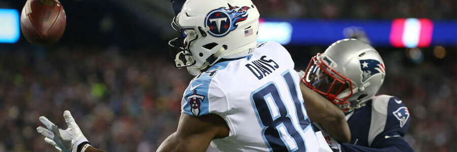 Patriots vs Titans should be a tough one for the home team.
