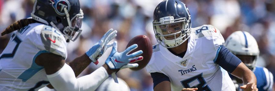 Titans vs Jaguars 2019 NFL Week 3 Odds & Thursday Night Pick.