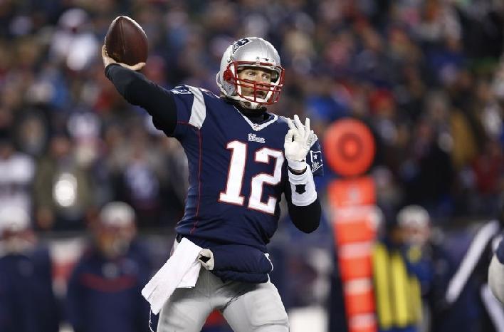 Tom Brady Pats 2015