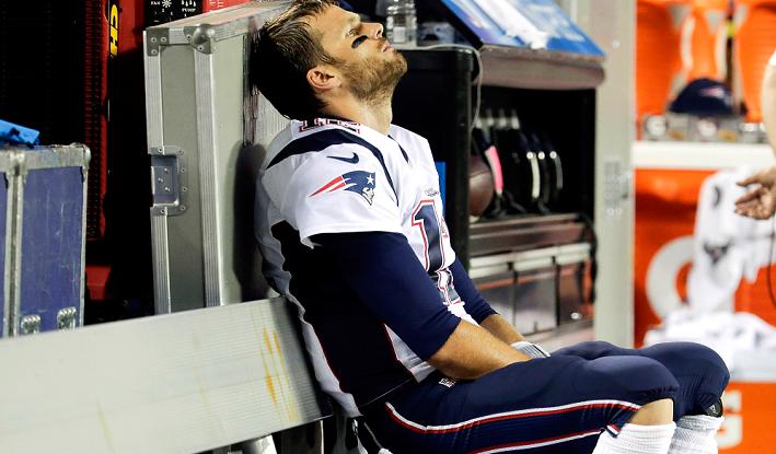 Tom Brady NFL NE Patriots