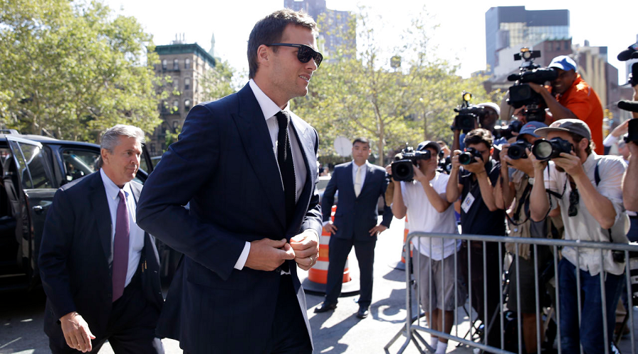 Tom Brady Trial