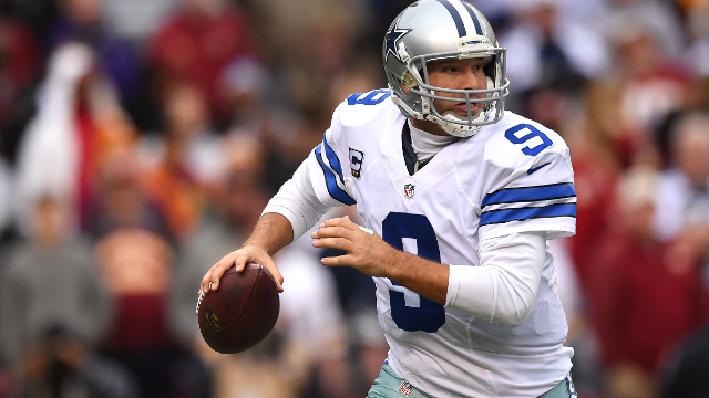Tony Romo Cowboys 2015