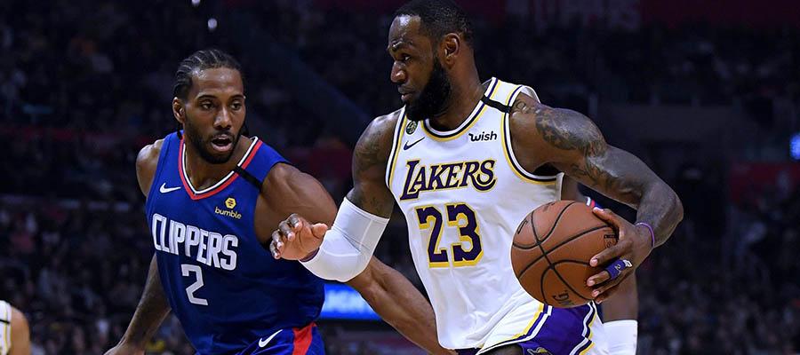 Top 2020-21 NBA Regular Season Games for December 22nd