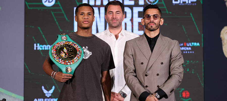 Top 2021 Boxing Matches to Bet On This Weekend