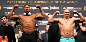 Top Boxing Matches to Bet On The Weekend: Joshua Against Usyk Highlights Saturday Action