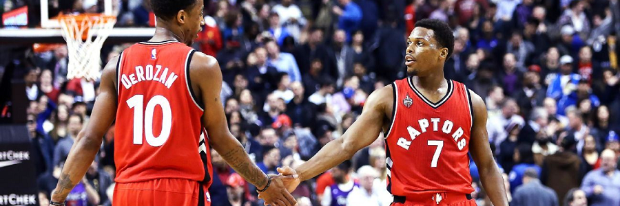 Toronto's star guards have made this team what it truly is.