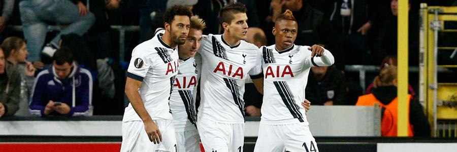 Tottenham Hotspur Europa League