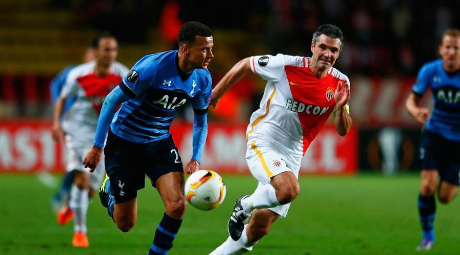 Tottenham vs Monaco