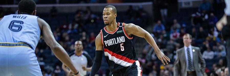 Trail Blazers vs Grizzlies NBA Odds, Preview & Pick