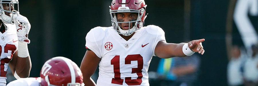 Alabama is one of the NCAA Football Week 14 favorites.