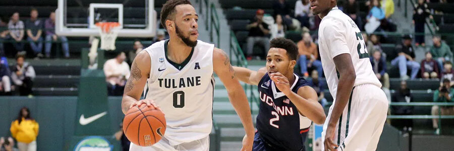 Tulane is not favored by the NCAAB Odds against Cincinnati.