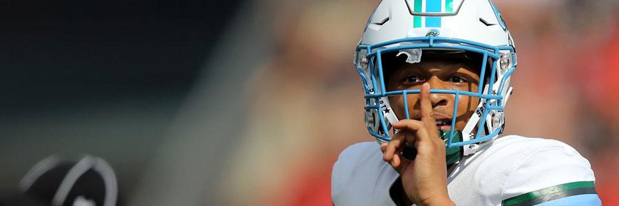 Tulane vs South Florida NCAA Football Week 10 Betting Preview