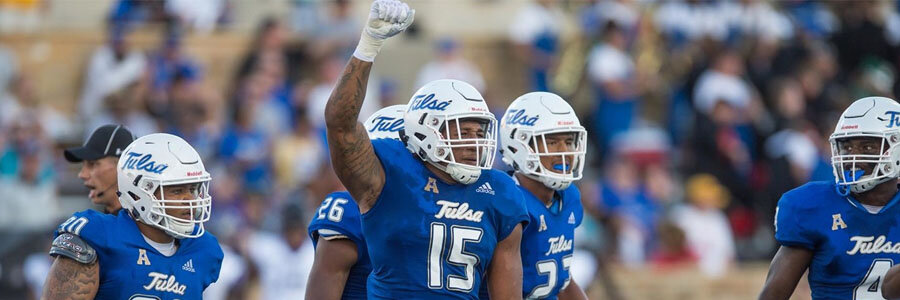 Tulsa is one of the favorites for College Football Week 8.