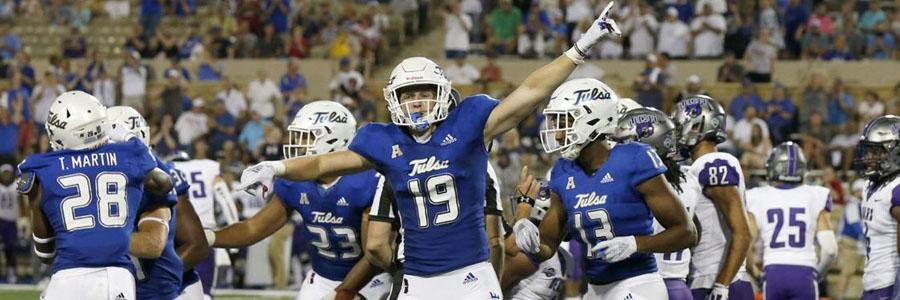 Tulsa vs Texas NCAA Football Week 2 Odds & Game Info
