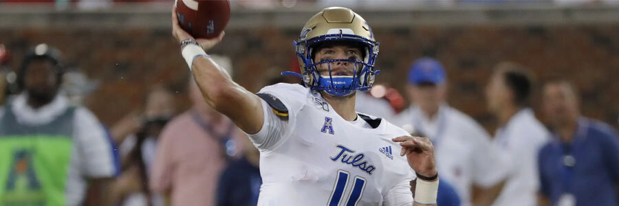 Tulsa vs Cincinnati 2019 College Football Week 8 Lines & Analysis.