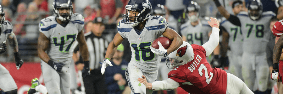 Tyler Lockett has managed to cause quite a splash in his rookie season.