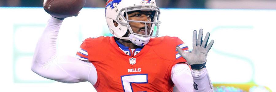 Tyrod Taylor Buffalo NFL Odds