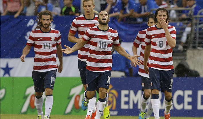 U.S Soccer Team
