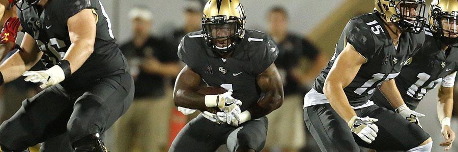 SMU vs UCF NCAA Football Week 6 Lines & Analysis