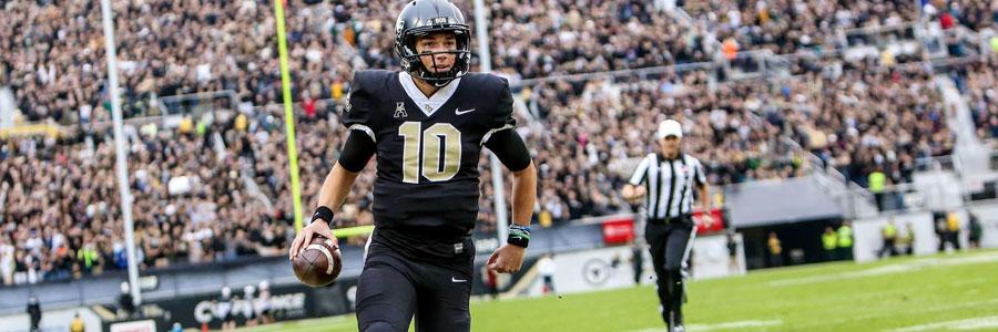 How to Bet UCF vs Memphis NCAA Football Week 7 Spread.