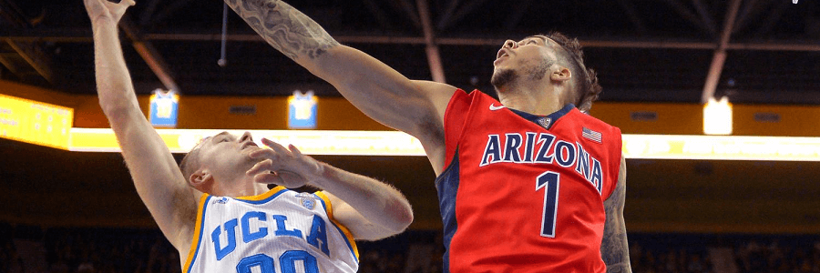 The Bruins want to shock the Wildcats in Tucson.