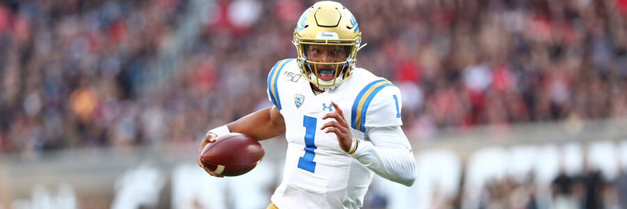 UCLA vs Utah 2019 College Football Week 12 Betting Lines & Analysis.