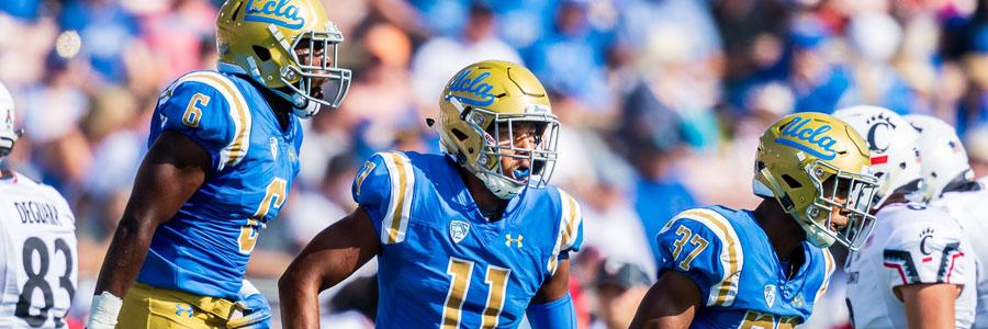 NCAA Football Week 9 Parlay Pick.