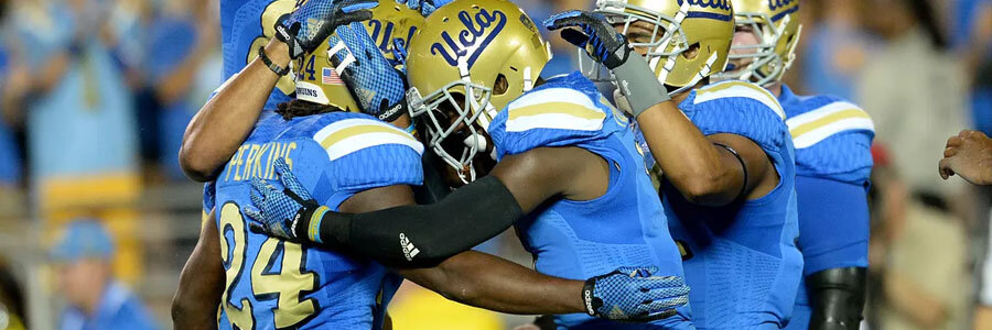 UCLA will have a tough test in NCAA Football Week 10.