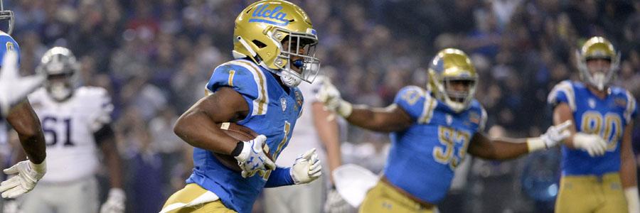 UCLA looks like a good 2018 NCAA Football Betting pick.