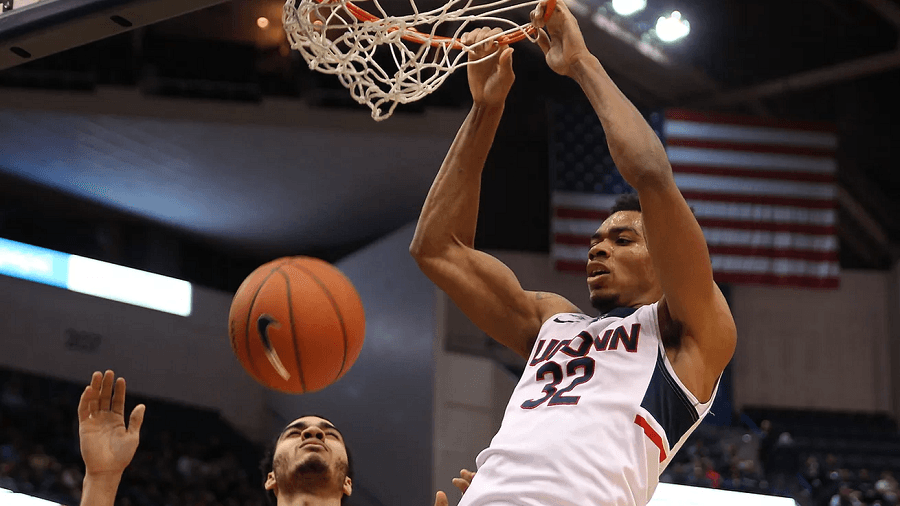 UConn wants to continue their local dominance when they host Georgetown