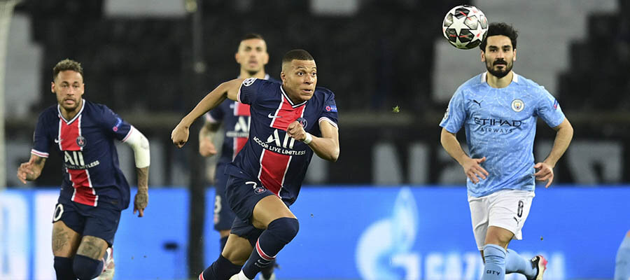 UEFA Champions League: Man City versus PSG Highlights Tuesday Action