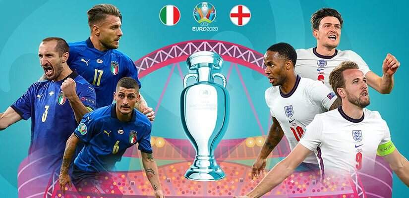 UEFA Euro 2020 Final Betting: England vs Italy Odds