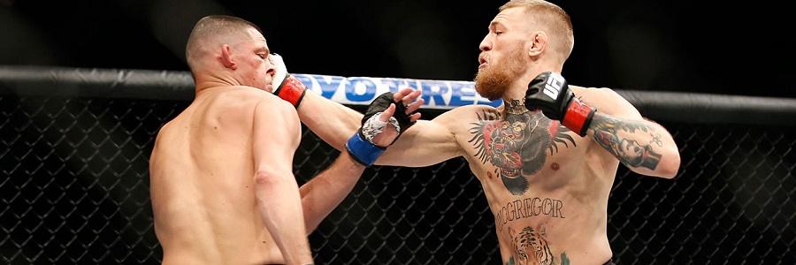 UFC 202 McGregor vs Diaz Betting Picks
