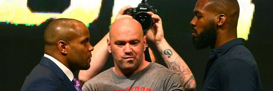 UFC 214 Cormier vs Jones