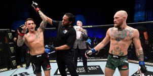 UFC 257: Poirier vs McGregor 2 MMA Betting Recap