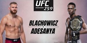 UFC 259: Blachowicz Vs Adesanya Expert Analysis