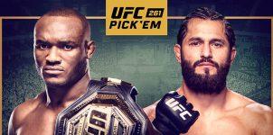 UFC 261: Usman Vs Masvidal Betting Odds & Picks