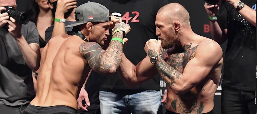 UFC 264: Conor McGregor Vs Dustin Poirier III Betting Odds