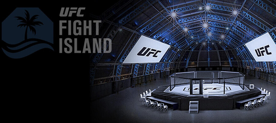 UFC Fight Island Betting Favorites Odds & Picks