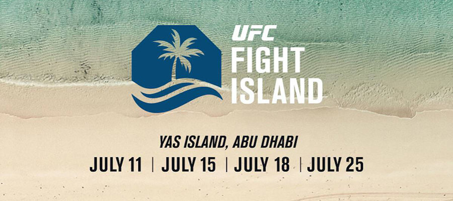 UFC Fight Island: The Event | General Info & Fights