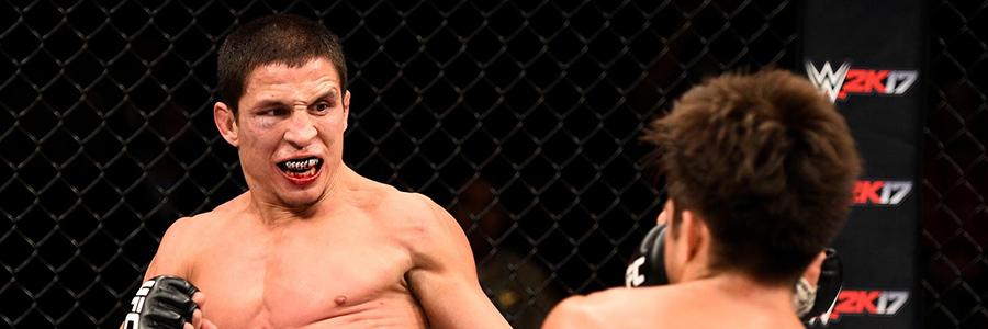 UFC Fight Night Benavidez vs Figueiredo