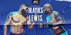 UFC Fight Night: Blaydes Vs Lewis Expert Analysis