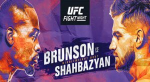 UFC Fight Night: Brunson Vs Shahbazyan Odds & Analysis