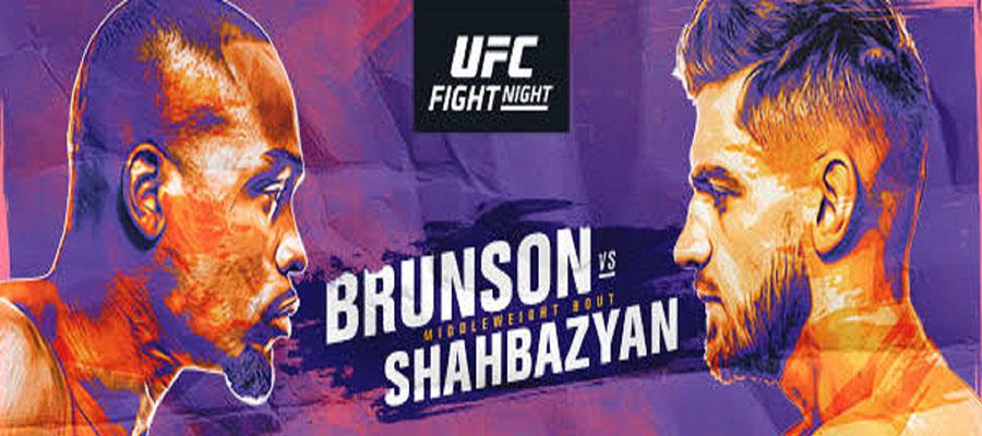 UFC Fight Night: Brunson Vs Shahbazyan Odds & Analysis