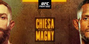 UFC Fight Night: Chiesa Vs Magny Expert Analysis