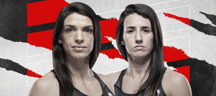 UFC Fight Night: Dern vs. Rodriguez Betting Odds & Picks