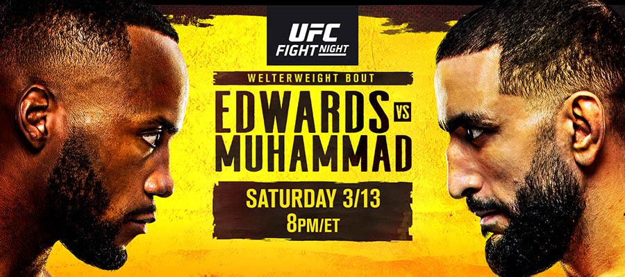UFC Fight Night: Edwards Vs Muhammad Expert Analysis