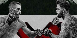 UFC Fight Night: Font Vs Garbrandt Betting Odds