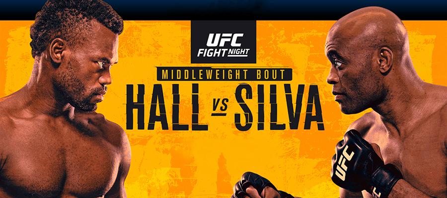 UFC Fight Night: Hall Vs Silva Expert Analysis